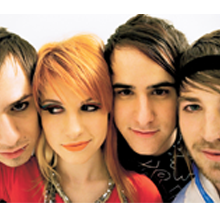 video musicali ufficiali Paramore