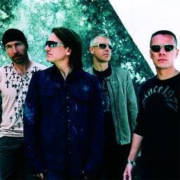 video musicali ufficiali U2