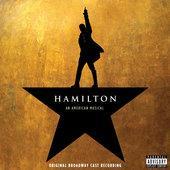 tracklist album Original Broadway Cast of Hamilton Hamilton (Original Broadway Cast Recording)