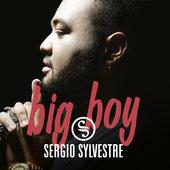 cd cover Sergio Sylvestre-Big Boy