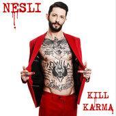 cd cover Nesli-Kill Karma