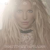 cd cover Britney Spears-Glory (Deluxe Version)