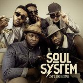 cd cover Soul System-She's Like a Star - EP
