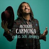 tracklist album Antonio Carmona Obras Son Amores