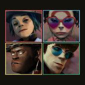 tracklist album Gorillaz Humanz (Deluxe)