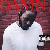 tracklist album Kendrick Lamar DAMN.