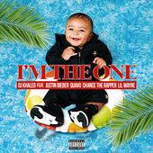 tracklist album DJ Khaled Featuring Justin Bieber, Quavo, Chance The Rapper & Lil Wayne I m The One