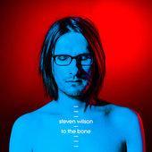 cd cover Steven Wilson-To the Bone