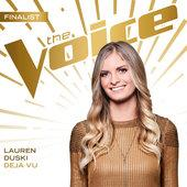 singolo Lauren Duski Deja Vu (The Voice Performance)