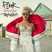 tracklist album P!nk Beautiful Trauma