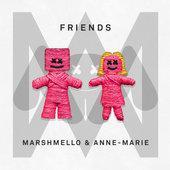 hit download FRIENDS Marshmello & Anne-Marie