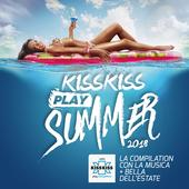 cd cover Artisti Vari-Kiss Kiss Play Summer 2018