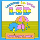singolo LSD Thunderclouds (feat. Sia, Diplo & Labrinth)