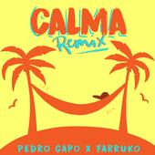 cd cover Pedro Capó & Farruko-Calma (Remix)