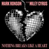 hit download Nothing Breaks Like a Heart (feat. Miley Cyrus) Mark Ronson