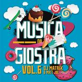 cd cover Dj Matrix & Matt Joe-Musica da giostra, Vol. 6