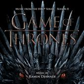 tracklist album Ramin Djawadi Game of Thrones: Season 8 (Music from the HBO Series)
