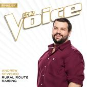 singolo Andrew Sevener Rural Route Raising (The Voice Performance)