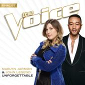 singolo Maelyn Jarmon & John Legend Unforgettable (The Voice Performance)