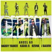 singolo Anuel AA, Daddy Yankee & Karol G China (feat. J Balvin & Ozuna)
