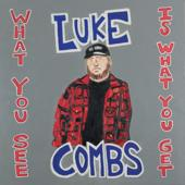 tracklist album Luke Combs What You See Is What You Get