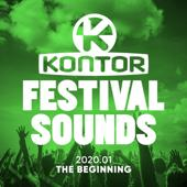 tracklist album Jerome Kontor Festival Sounds 2020.01: The Beginning (DJ Mix)