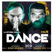 tracklist album Various Artists La storia della dance, vol. 4