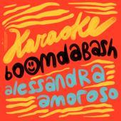 cd cover BoomDaBash & Alessandra Amoroso-Karaoke