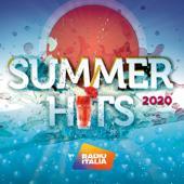 cd cover Various Artists-Radio Italia Summer Hits 2020