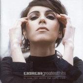 tracklist album Giorgia Giorgia: Greatest Hits (Le cose non vanno mai come credi)