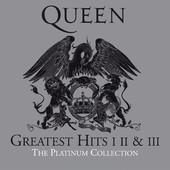 tracklist album Queen The Platinum Collection