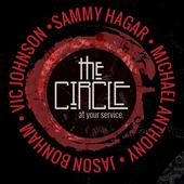 tracklist album Sammy Hagar & The Circle At Your Service (Live)