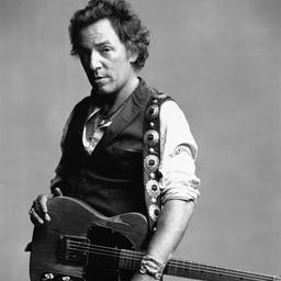 foto Bruce Springsteen