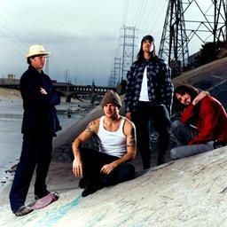 foto red hot chili peppers