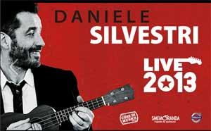 Daniele Silvestri il 25 agosto a Pignola (Potenza)