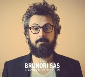 BRUNORI SAS, esce il 4 febbraio il nuovo album IL CAMMINO DI SANTIAGO IN TAXI