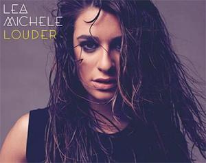 Lea Michele il 4 marzo 2014 il suo album di debutto LOUDER