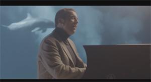 """RAPHAEL GUALAZZI esce il nuovo video di  """"IL MARE - LA MER"""""""