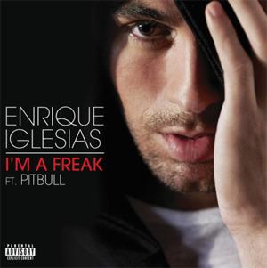 """ENRIQUE IGLESIAS, il 17 gennaio in radio il nuovo singolo inedito  """"IM A FREAK"""" ft. Pitbull"""