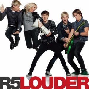 R5, arrivano in Italia con il nuovo singolo LOUD