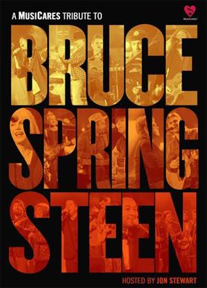 Esce il 25 marzo il dvd  A MusiCares Tribute To Bruce Springsteen