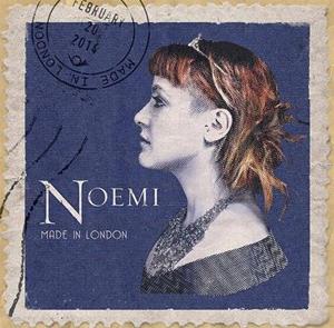 NOEMI , il nuovo album in anteprima su DEEJAY.IT