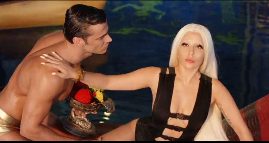 Lady Gaga il nuovo video G.U.Y