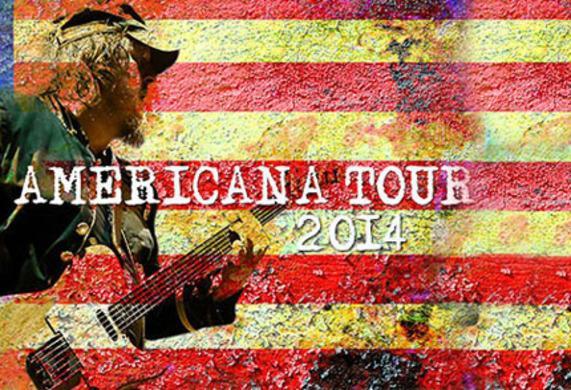 ZUCCHERO al via il suo AMERICANA TOUR 2014