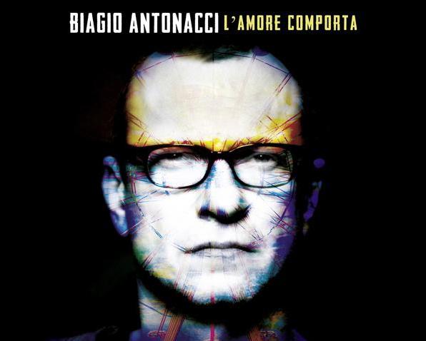 BIAGIO ANTONACCI, 31 maggio a San Siro con Pausini e Ramazzotti