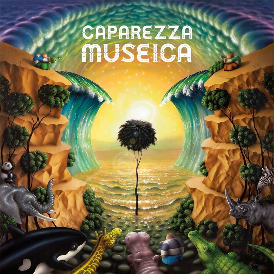 CAPAREZZA , esce il 22 aprile il nuovo album MUSEICA
