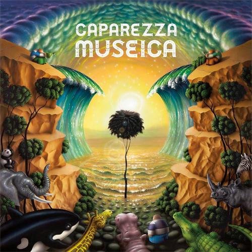 CAPAREZZA MUSEICA il nuovo album primo su iTunes