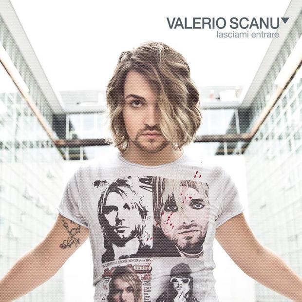 Valerio Scanu in radio martedì 22 aprile con LASCIAMI ENTRARE