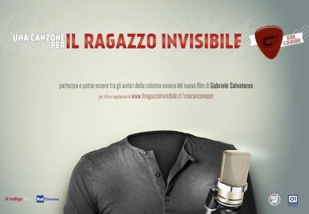 GABRIELE SALVATORES , è alla ricerca di una canzone per IL RAGAZZO INVISIBILE