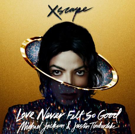 MICHAEL JACKSON, da oggi 2 maggio su iTunes LOVE NEVER FELT SO GOOD